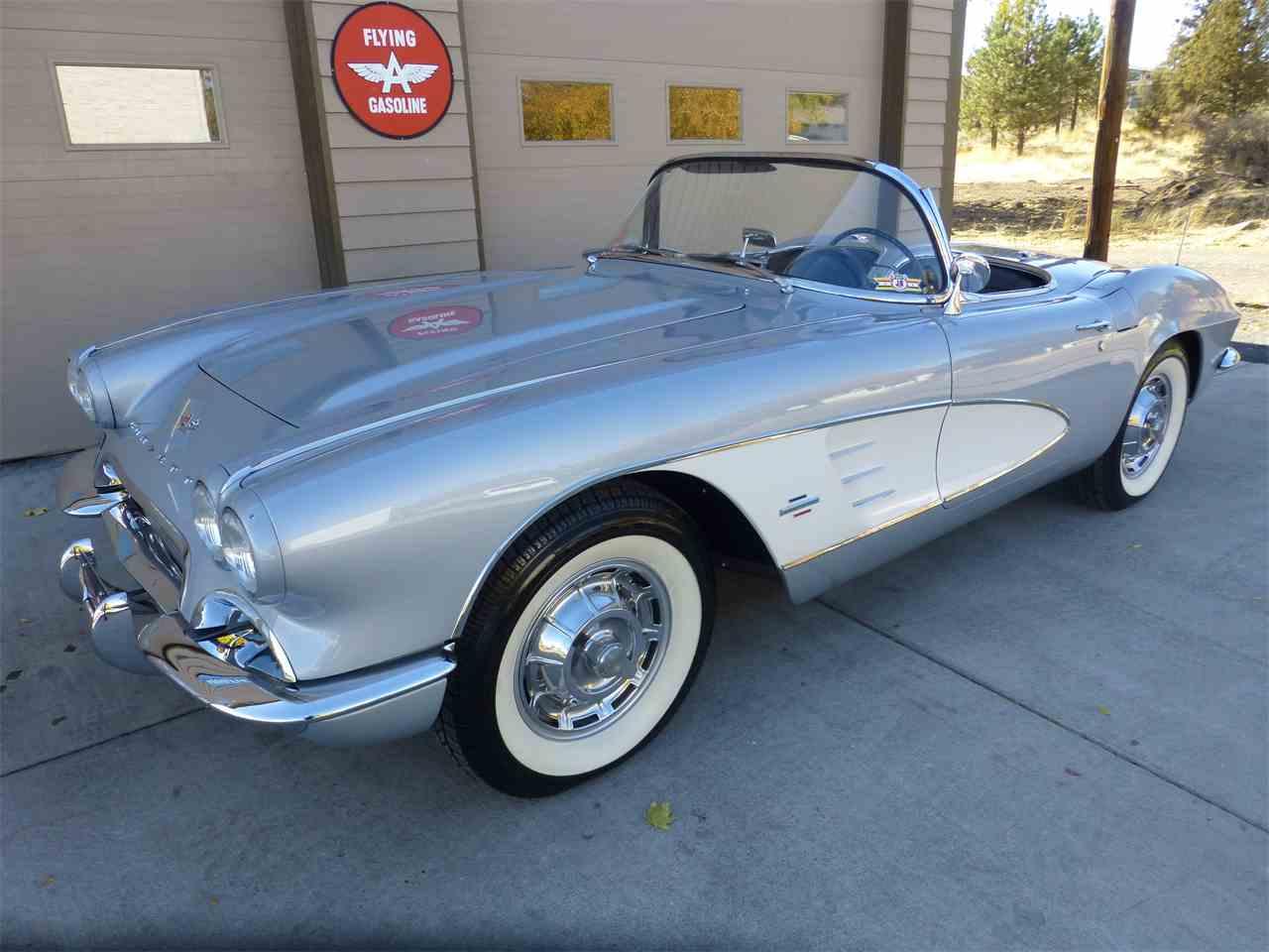 1961 Corvette For Sale >> 1961 Chevrolet Corvette For Sale Classiccars Com Cc 1039442