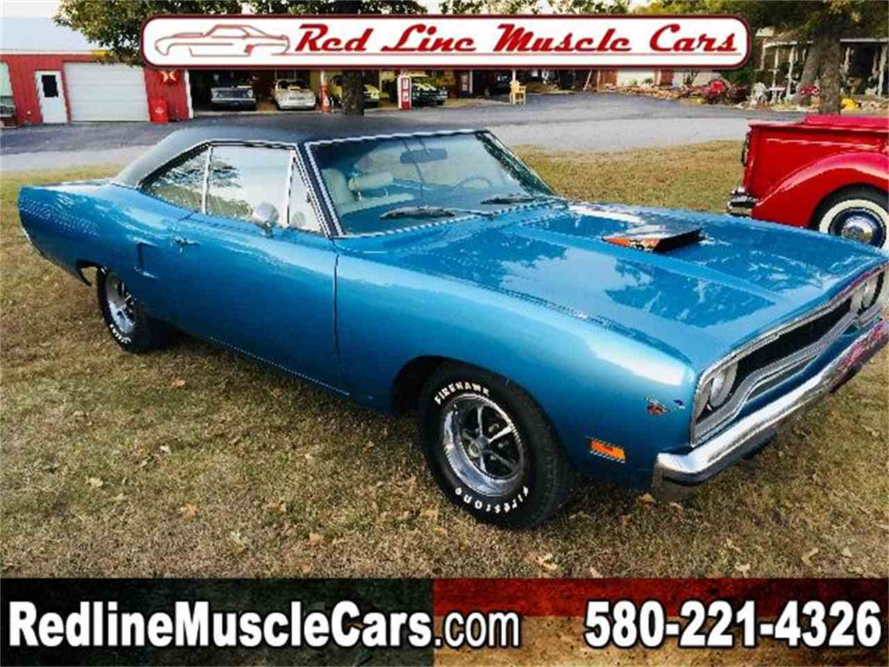 Who Made The Roadrunner >> 1970 Plymouth Road Runner for Sale | ClassicCars.com | CC-1039453