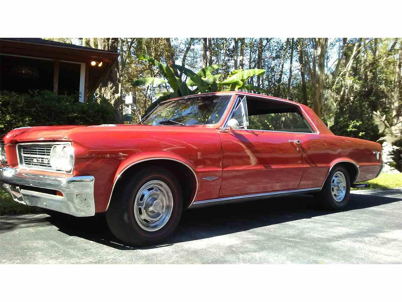 1964 Pontiac Gto For Sale Classiccars Com Cc 1039455