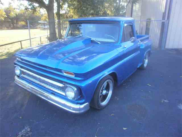 Picture of '66 C10 Offered by Griffin's Classic Cars - MA1S