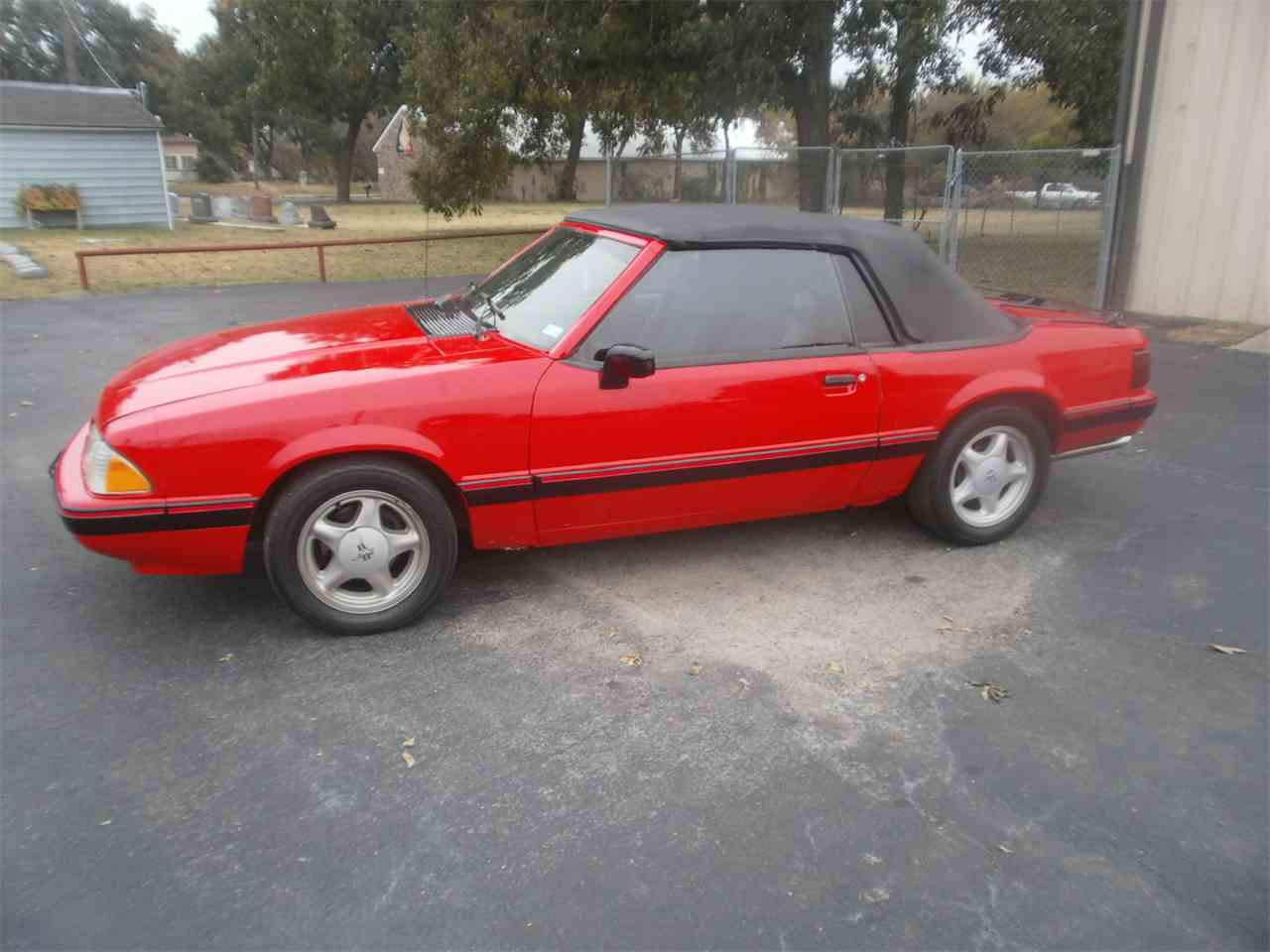 Large Picture of '91 Mustang - MA1V