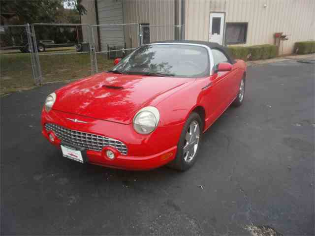 2002 Ford Thunderbird | 1039462