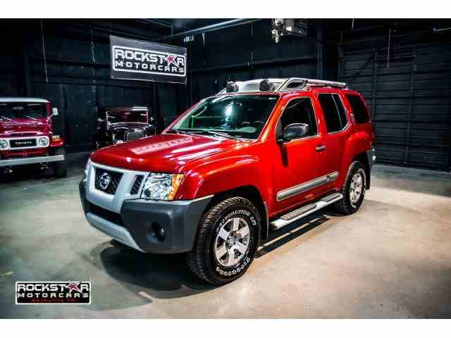 Picture of '12 Xterra - M3HF