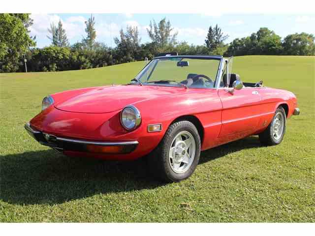 1971 Alfa Romeo Spider | 1039494