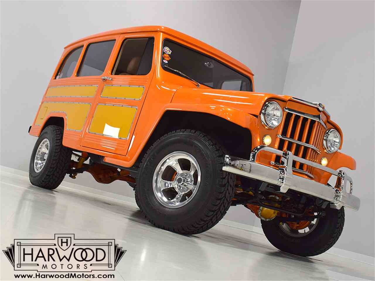 1954 Willys Utility Wagon for Sale - CC-1039500