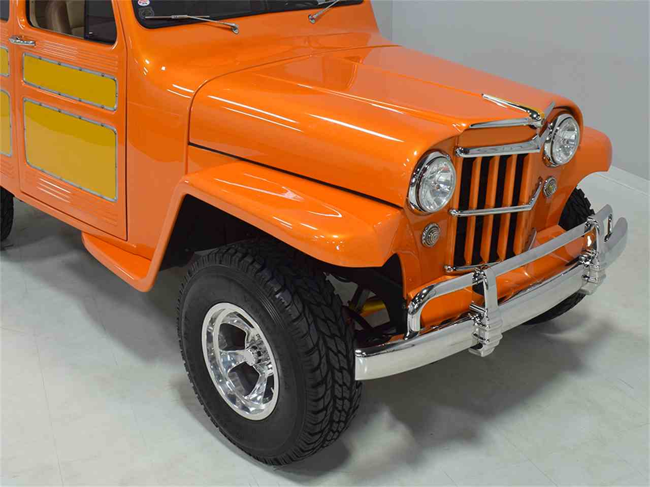 Large Picture of '54 Utility Wagon - MA30