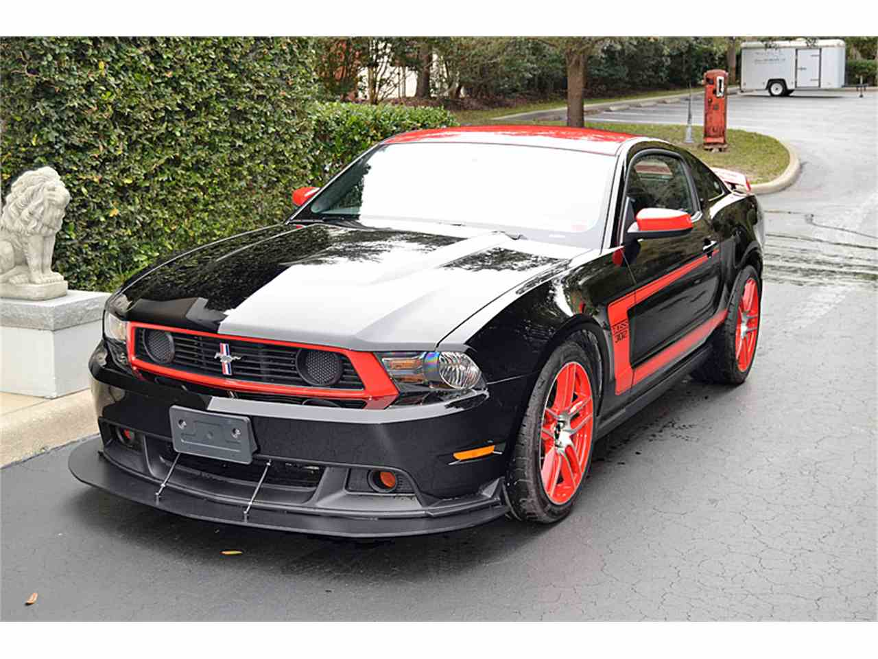2012 ford mustang boss 302 for sale cc 1039504. Black Bedroom Furniture Sets. Home Design Ideas