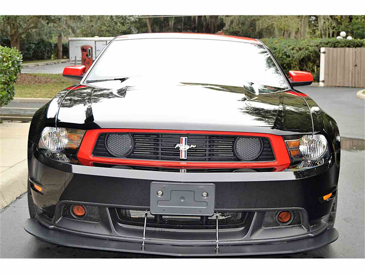 Large Picture of '12 Mustang Boss 302 - MA34