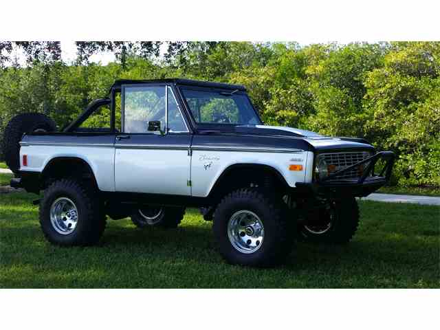 1966 to 1977 ford bronco for sale on 113 available. Black Bedroom Furniture Sets. Home Design Ideas
