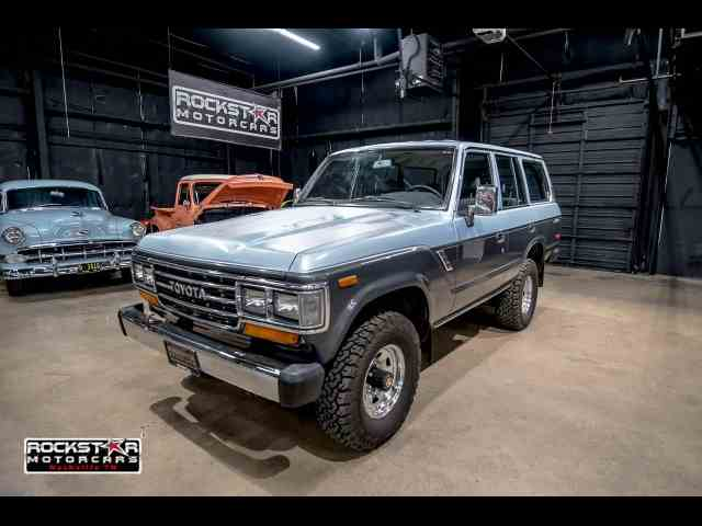1990 Toyota Land Cruiser FJ   1030952