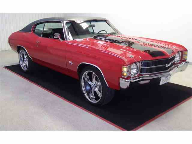 Picture of '71 Chevelle SS - MA3L