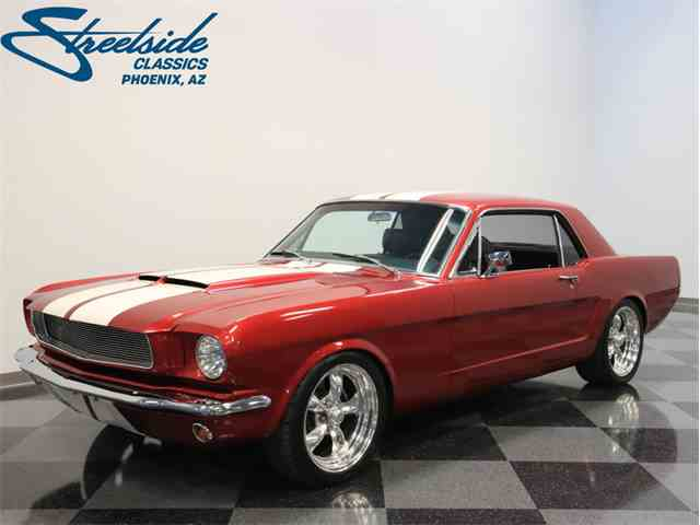 1966 Ford Mustang For Sale On ClassicCarscom 251 Available