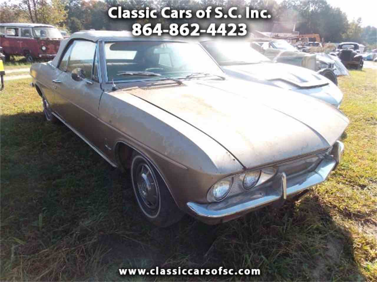 Large Picture of 1967 Chevrolet Corvair Monza - $5,000.00 - MA3X