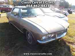 Picture of 1967 Corvair Monza - $5,000.00 Offered by Classic Cars of South Carolina - MA3X