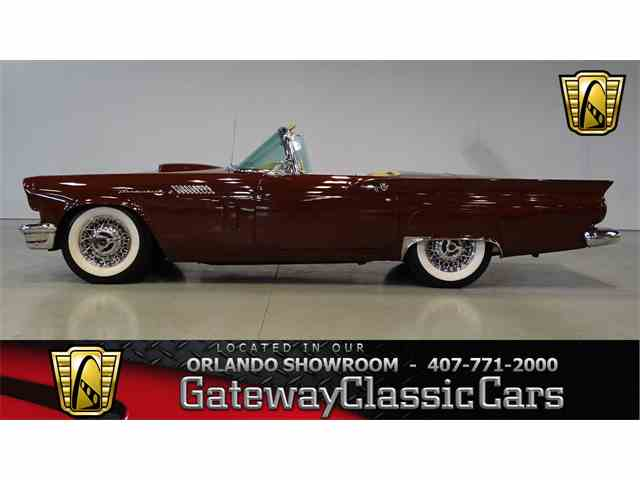 1957 Ford Thunderbird | 1030955