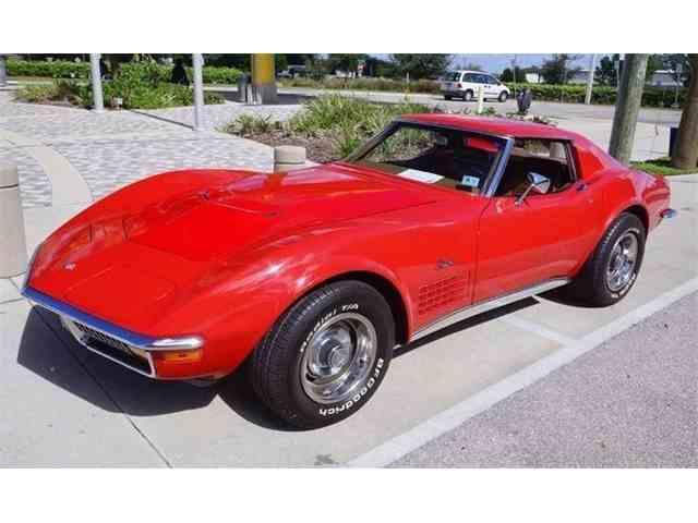 1972 Chevrolet Corvette | 1039558