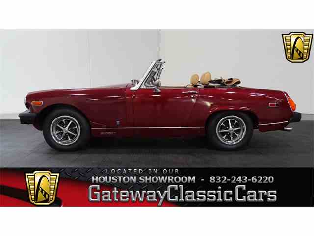 Picture of '77 MG Midget Offered by Gateway Classic Cars - Houston - MA4P