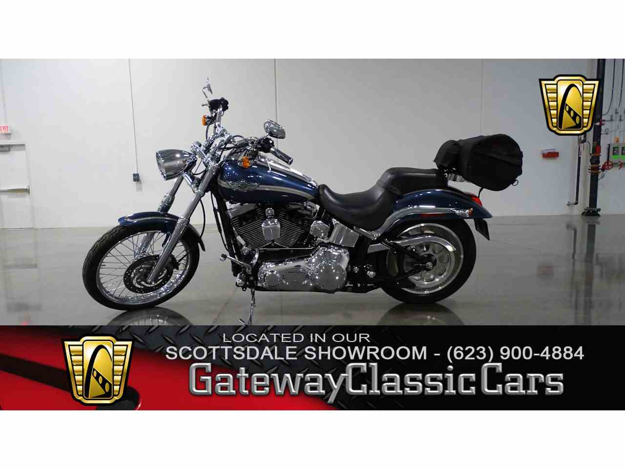 2003 Harley-Davidson FXSTDI for Sale - CC-1039564