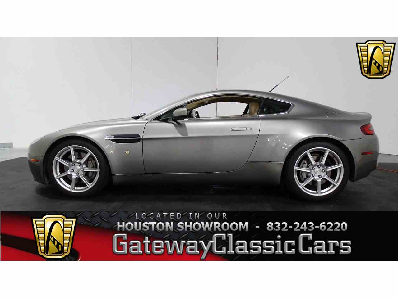 2006 Aston Martin Vantage for Sale   ClassicCars.com   CC-1039574