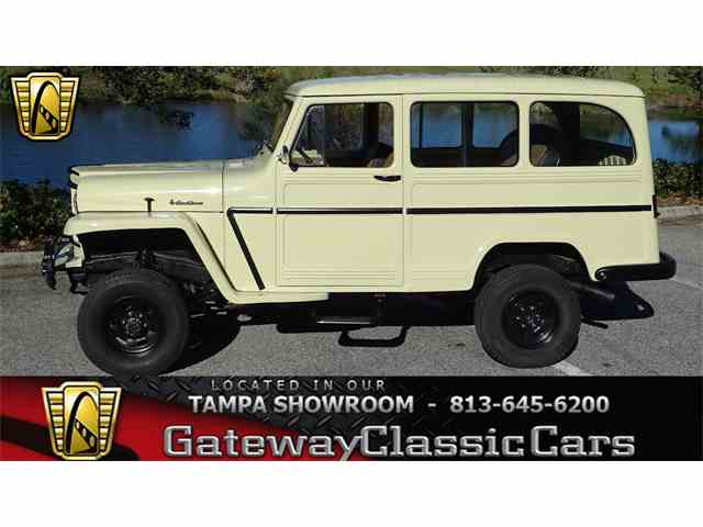 1961 Willys Wagoneer | 1039579