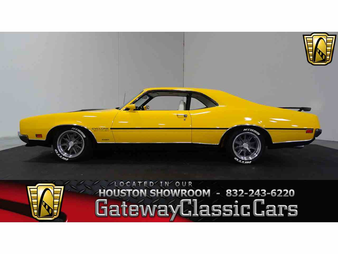 1972 mercury montego n code 429 restomod motorcycle custom - 1970 Mercury Cyclone 1039580