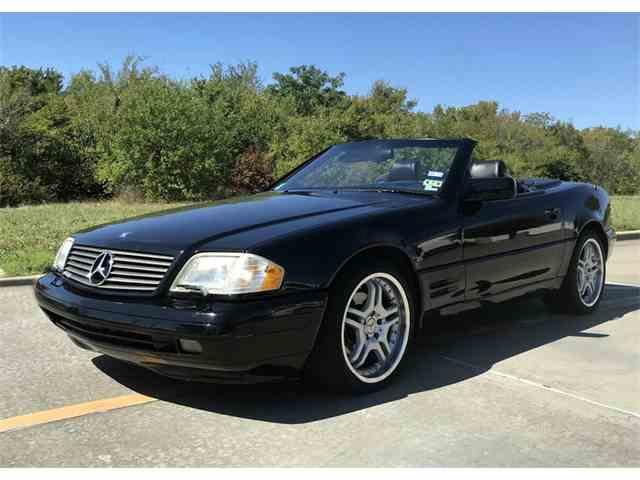 1996 Mercedes-Benz 500SL | 1039583