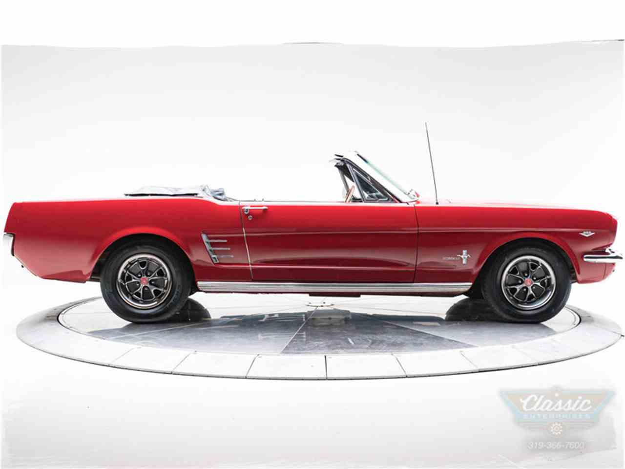 Large Picture of '66 Mustang - MA5N