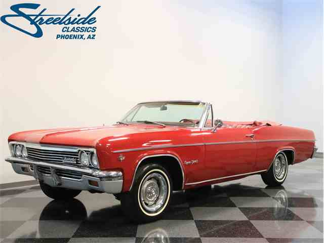 Picture of '66 Impala SS - M3HS