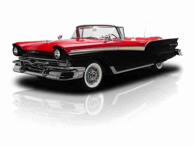 1957 Ford Fairlane 500   1039602