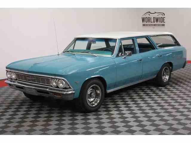 1966 Chevrolet Chevelle | 1039619