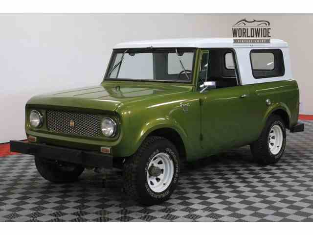 1964 International Scout | 1039638