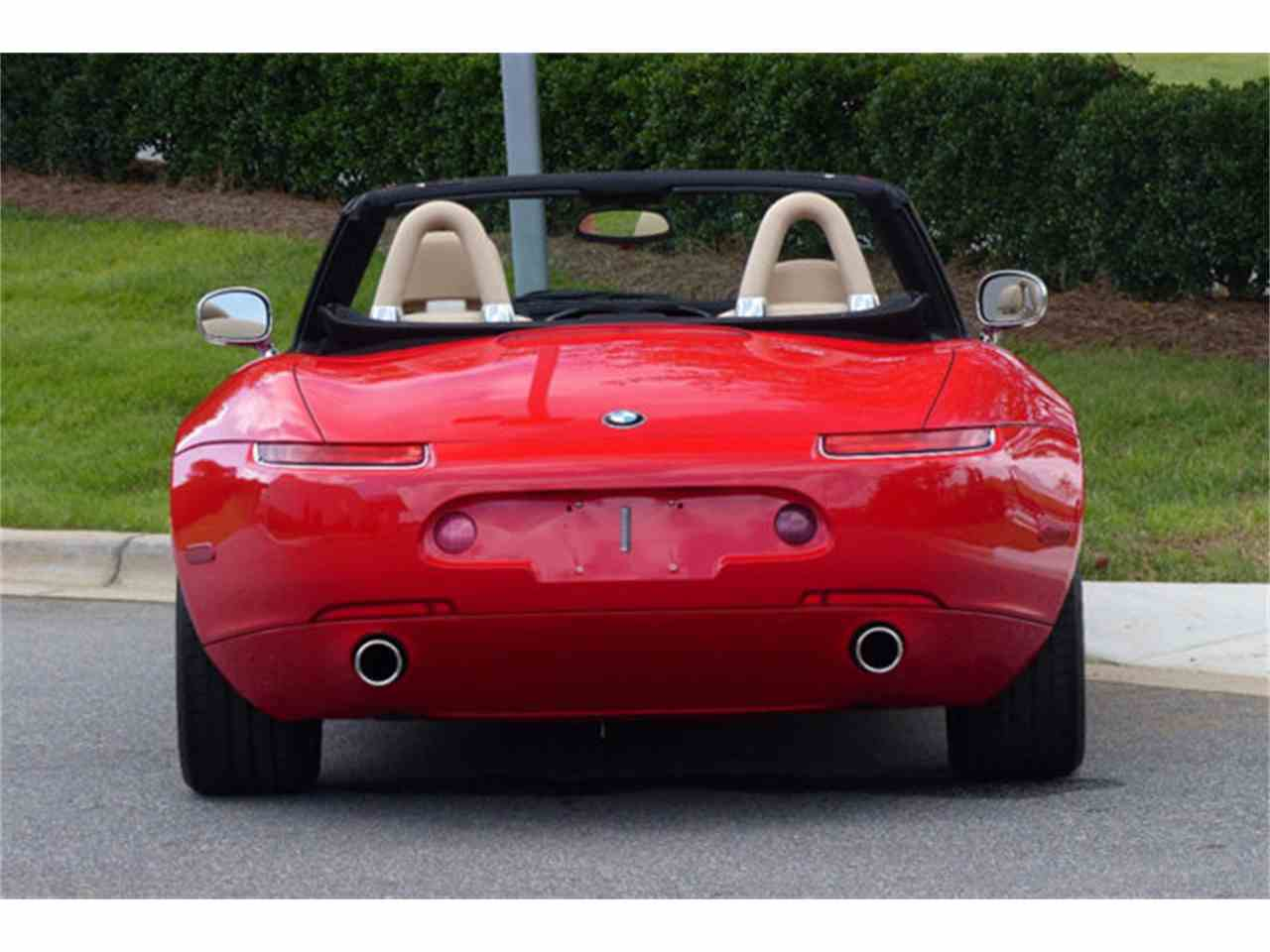 Large Picture of '01 Z8 - MA6X