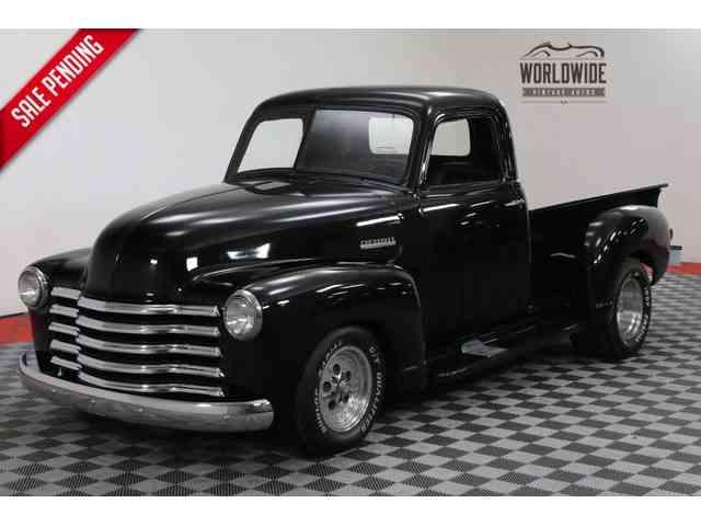 1952 Chevrolet 3100 | 1039647