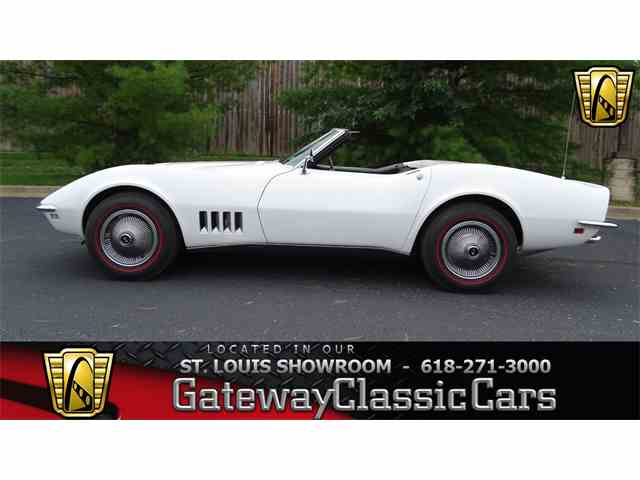 Picture of '68 Chevrolet Corvette located in O'Fallon Illinois Offered by Gateway Classic Cars - St. Louis - M3HY