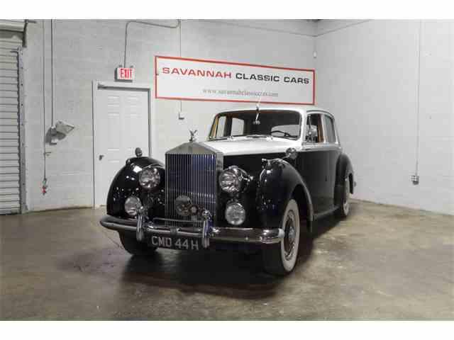 1954 Rolls-Royce Silver Dawn | 1039662
