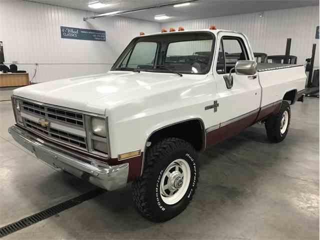 1983 Chevrolet K-30 | 1039668