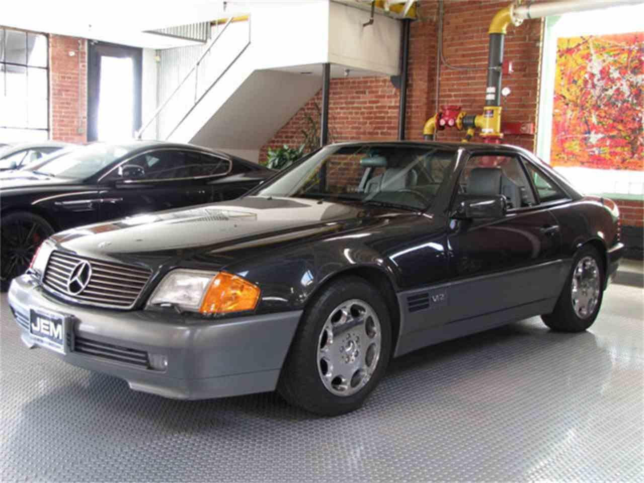 1993 Mercedes-Benz 600 for Sale - CC-1039679