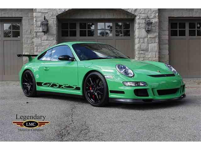 2007 Porsche 911 GT3 RS | 1030969