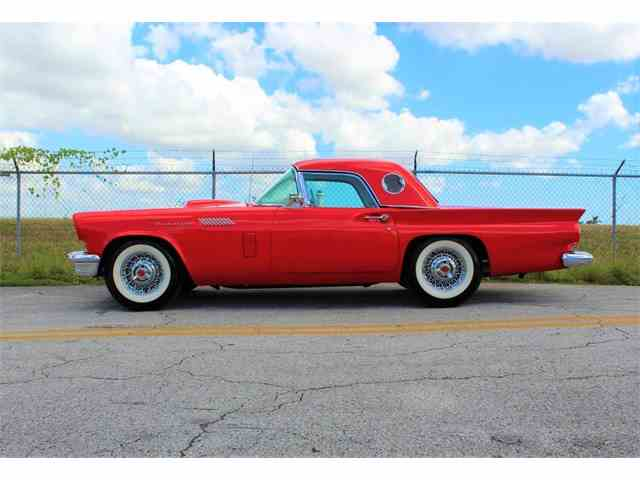 1957 Ford Thunderbird | 1039690