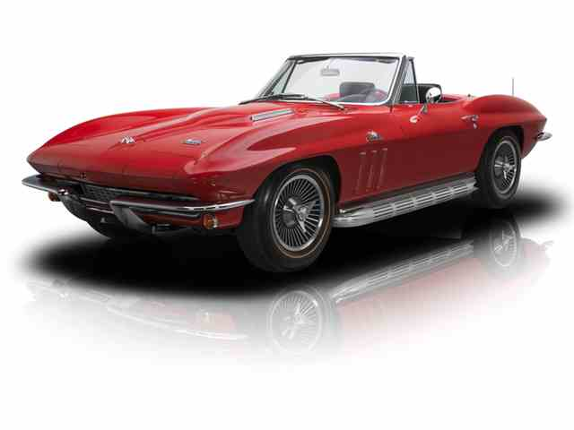 1966 chevrolet corvette stingray for sale on 6 available. Black Bedroom Furniture Sets. Home Design Ideas