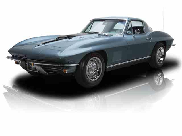 1967 Chevrolet Corvette Stingray   1039695