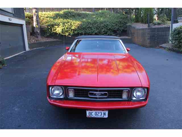 1973 Ford Mustang | 1039734
