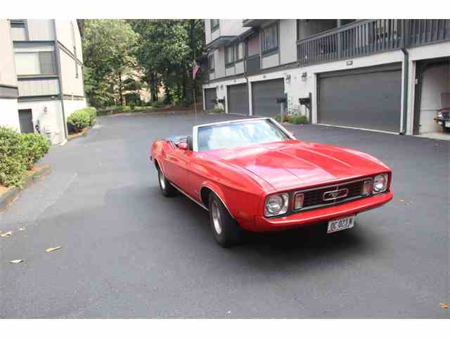 Picture of '73 Mustang - MA9I