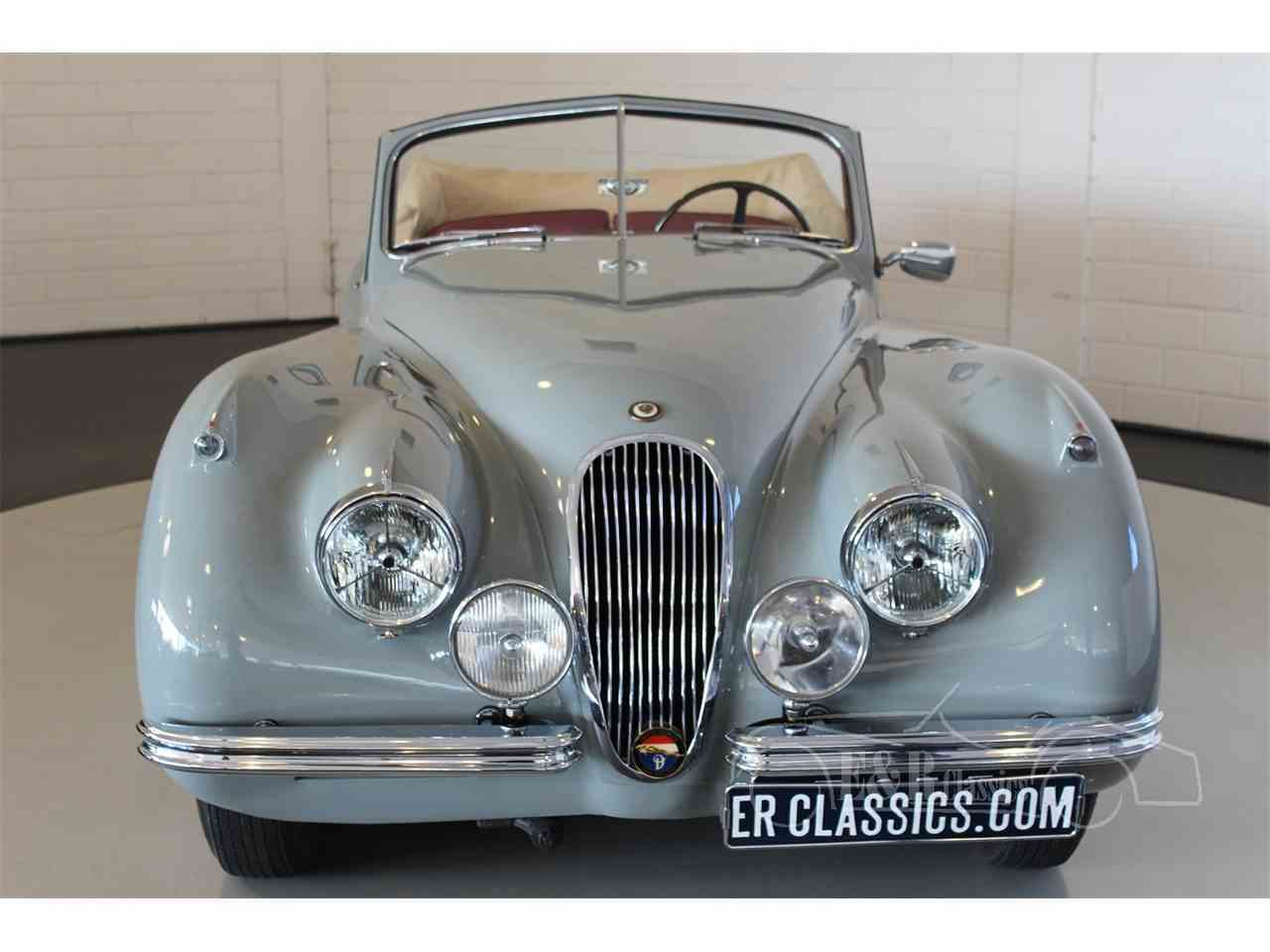 Large Picture of '54 XK120 - MA9M