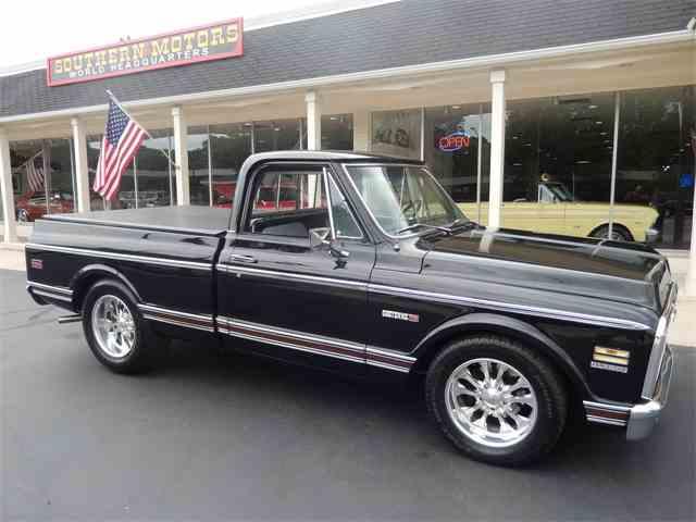 1971 Chevrolet C/K 10 | 1039744