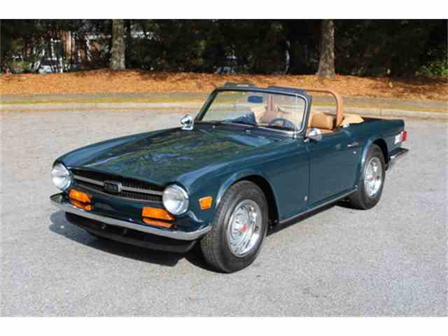 Picture of '73 TR6 - MAA4