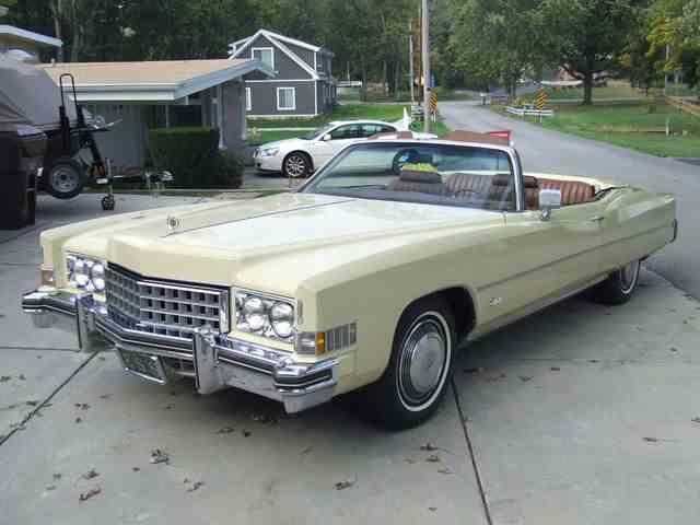 1973 Cadillac Eldorado | 1030976