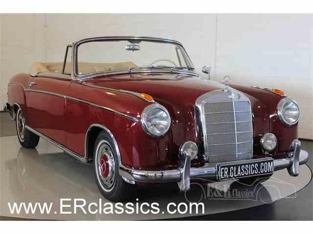 1958 Mercedes-Benz 220   1039763