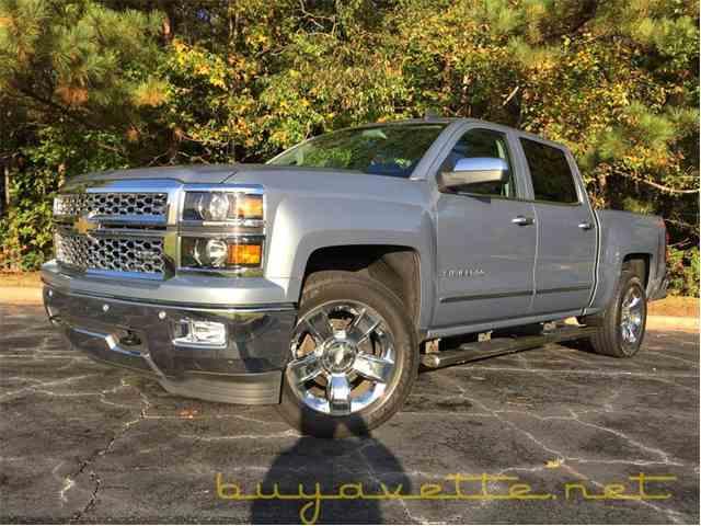 2015 Chevrolet Silverado | 1030977
