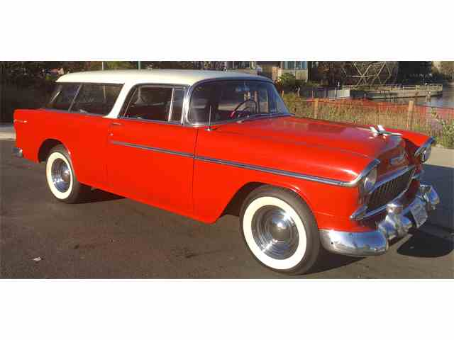 1955 Chevrolet Bel Air Nomad | 1039771
